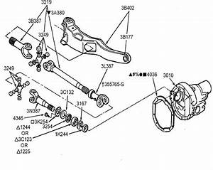 Diagram  2000 F250 Front Axle Diagram Full Version Hd