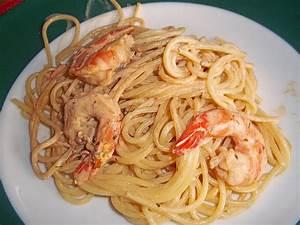 Garnelen Mit Brunch : spaghetti mit brunch garnelen so e rezept mit bild ~ Lizthompson.info Haus und Dekorationen