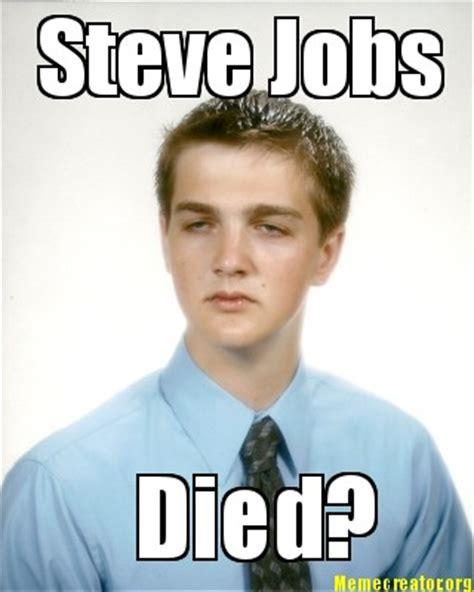 Steve Jobs Meme - steve jobs meme death