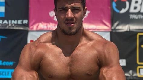 tommy fury  ripped  primed    boxing splash