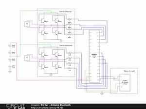 Rc Car - Arduino Bluetooth