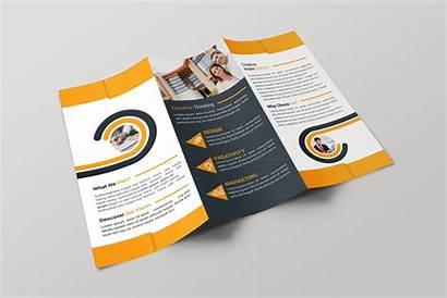 Fold Tri Brochure Template Alabama Professional Graphic