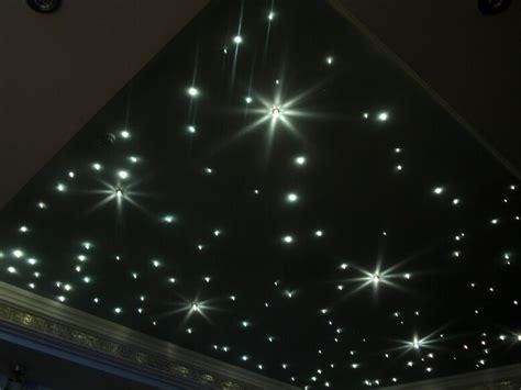 led glasfaser sternenhimmel sternenhimmel mit 100 lichtfasern 1mm led glasfaser le lautlos badezimmer ebay