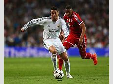 Jerome Boateng chooses between Lionel Messi and Cristiano