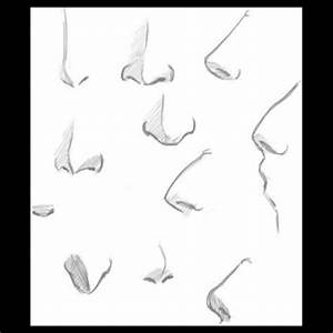 How to Draw a Nose   Coloring Pages To Print
