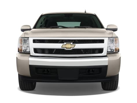 image  chevrolet silverado  wd crew cab  lt wlt front exterior view size