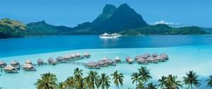 The world39s best cruise holidays look4ward for Bora bora all inclusive honeymoon