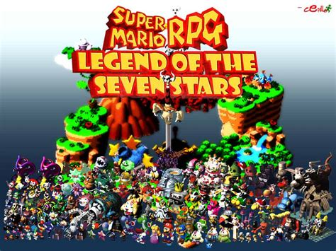 Nxpress 20 Revisiting Super Mario Rpg The Legend Of