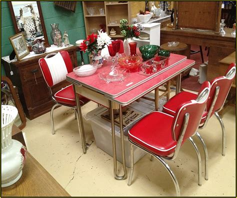 retro kitchen table and chairs canada kitchen dinette sets canada images ideas kitchen table