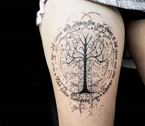 lord   rings tattoo  koit tattoo post