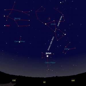 Sirius Dog Star Meaning - Pics about space
