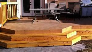 Installing Deck Stairs And Steps Denver Deck Builder Part