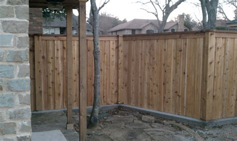 pictures of wood fences share how to build wood fence with metal posts wooden idea