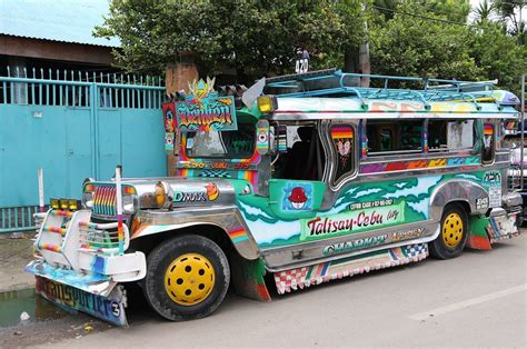 jeepney philippines art 15 crazy colourful jeepney designs in the philippines