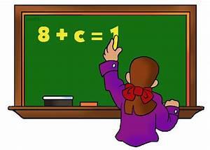 Female Math Teacher Clipart - ClipartXtras