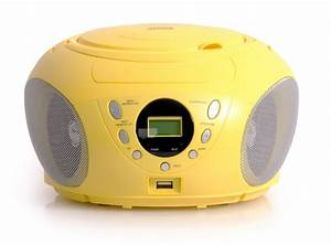 Radio Mit Cd Spieler : kinder design boombox cd player radio cd spieler cd radio ~ Jslefanu.com Haus und Dekorationen