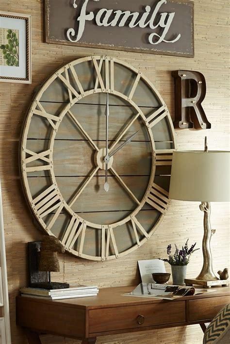 top  ideas  wall clock decor  pinterest large