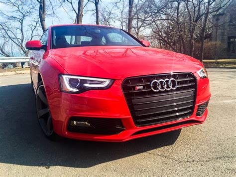 Audi S5 2015 Review by Review 2015 Audi S5 Coupe 3 0t Quattro