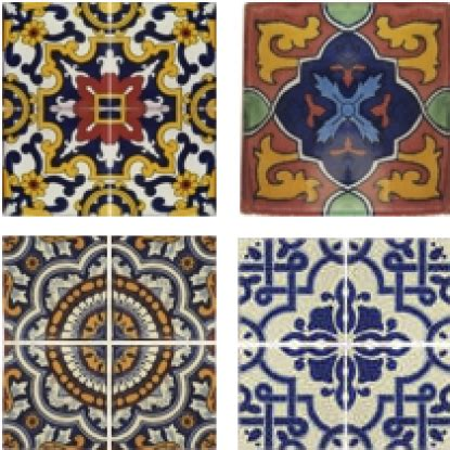 handmade tiles hand painted decorative tiles  world