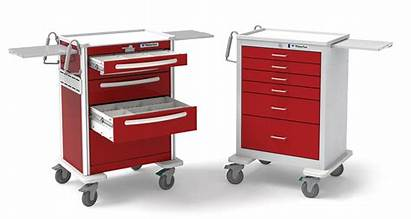 Emergency Carts Waterloo Healthcare Background