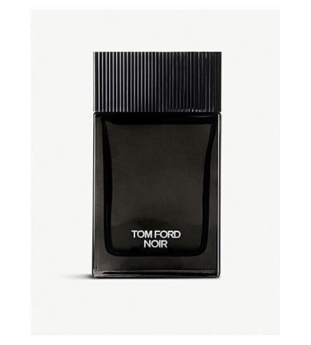 tom ford noir de noir tom ford tom ford noir eau de parfum spray 100ml selfridges