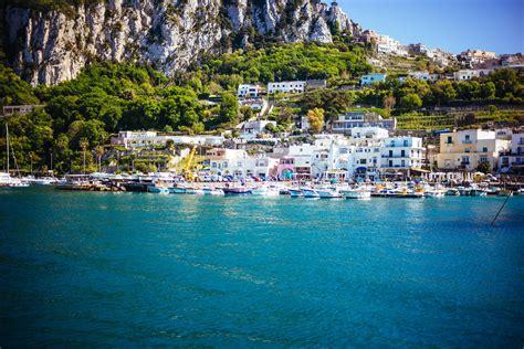 Travel Guide 48 Hours In Capri The Taste Sf