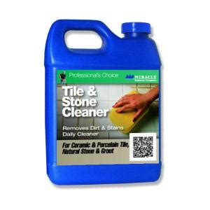 miracle sealants 32 oz tile and cleaner tsc qt h the home depot