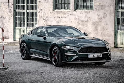 Ford Mustang by Ford Mustang Bullitt On Sale In Australia From 73 688
