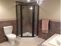 stand up shower ideas Clocks: stand up shower ideas Corner Stand Up Shower Ideas, Standing Shower Design Ideas, How To ...