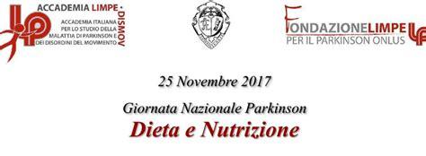parkinson alimentazione parkinson dieta e nutrizione associazione pisa parkinson