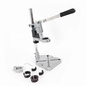 Adjustable Drill Guide Stand Positioning Bracket Base For