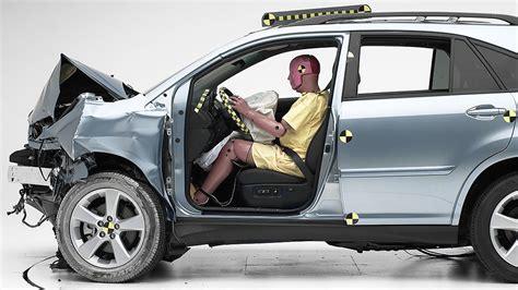 midsize suvs earn top frontal crash test rating