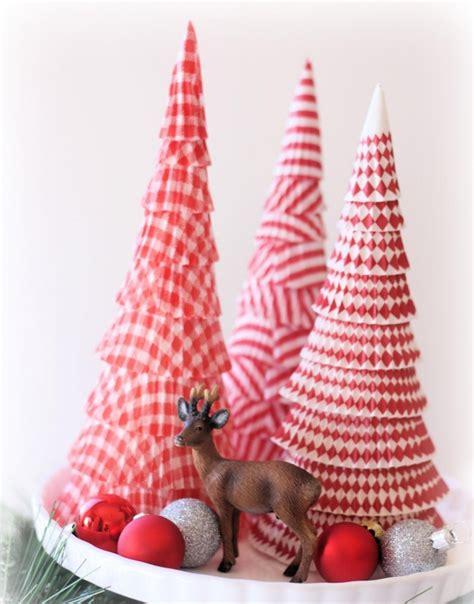 moderne weihnachtsdeko basteln moderne weihnachtsdeko selber basteln 40 kreative ideen