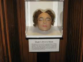Mary Queen Scots Death