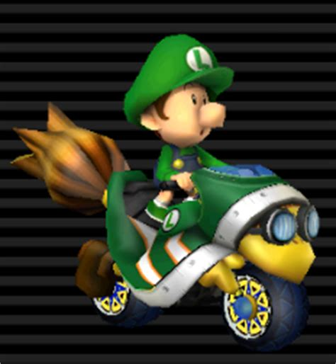Kruiser Karts by Luigi Mario Kart Wii Wiki