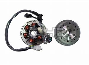 Stator  U0026 Magneto  Lifan Yx Gpx 140cc 150cc Lighting  Charging