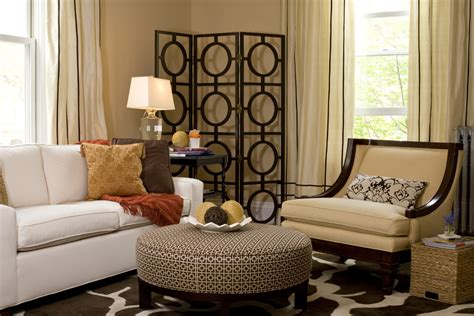 Surprising Animal Print Cocktail Ottoman Decorating Ideas