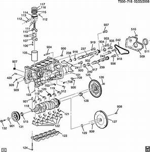 Hummer H3 Crankshaft  Engine  Crankshaftnotewhen