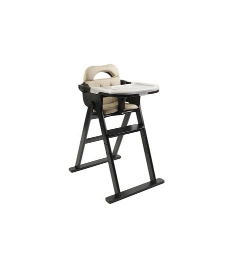 Anka High Chair Espresso by Anka By Svan High Chair In Espresso