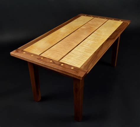 curly maple coffee table coffee table design ideas