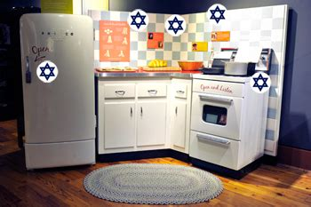 kosher kitchen  home