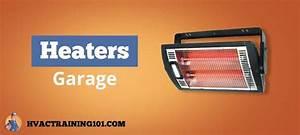 120 Volt Hanging Garage Heater