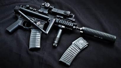 Gun Guns Cool Tactical Wallpapers Iphone Airsoft