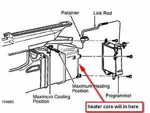 92 Deville Heater Core Replacement  How To