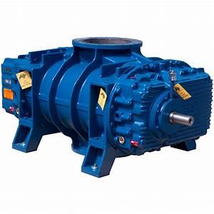 Aerzen Gmb 16 13 Hv High Vacuum Root U0026 39 S Blower Pump  9000