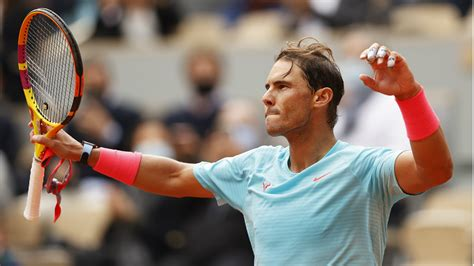 French Open 2020: Rafael Nadal drops just four games in ...