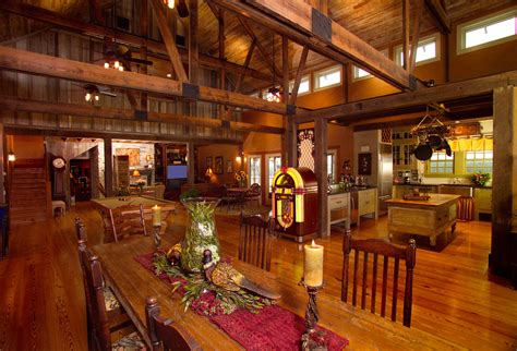 Home Interiors Party Catalog: Family Party Barn In Rural Texas