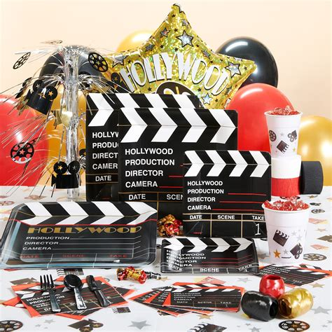 hollywood theme party decorations  latest home decor