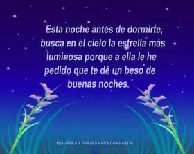Poemas De Buenas Noches