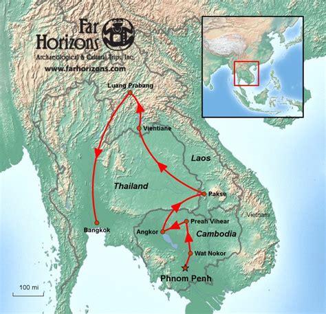 Cambodia and Laos Tour | Far Horizons